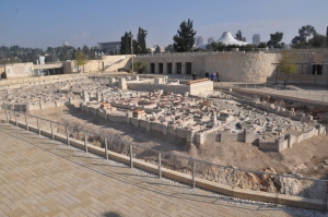 Scaled Model of Old Jerusalem @ the Israel Museum