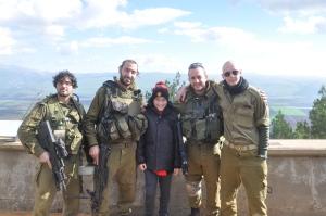 Noah & the Israeli Army