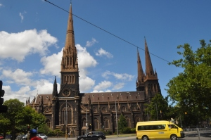 St. Patrick's Cathedral - Melbourne