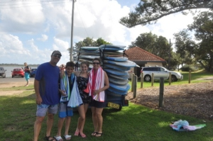 The surfing family :-)