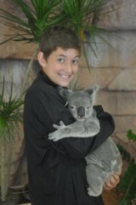 Noah & the koala