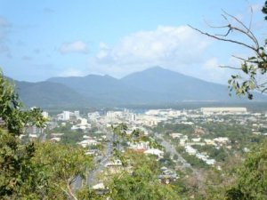 View of Cairns from the Red Arrow Walk