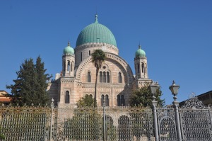 The Great Synagogue in Florence