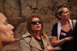 Our Pompeii tour guide