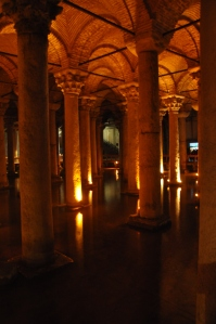 Another picture inside the cistern