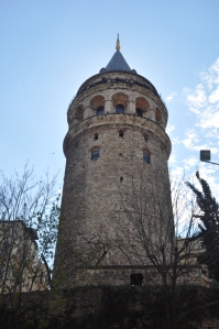 Gallata Tower in Istanbul