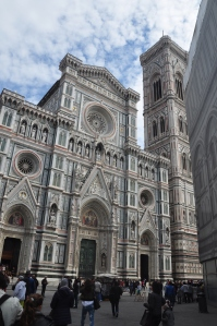 The Duomo, still the 3rd largest church in the world