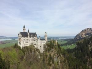 Neuschwanstein Castle, OMG!