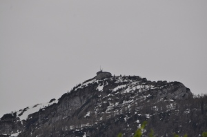 The Eagles Nest in Berchtesgaden