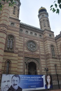 The Doheny Synagogue in Budapest