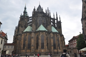 St. Victus Basilica at Prague Castle