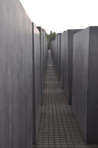 Jewish Memorial near Brandenburg Gate