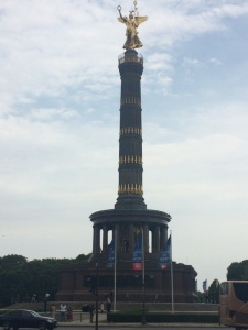 Tiergarten Park Monument